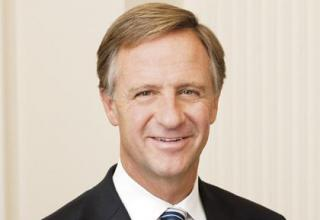 Photo of Tenn. Governor Bill Haslem